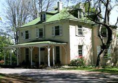 Chamounix Mansion, Philadelphia, PA -- I spent 5 weeks living here in 2005.