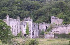 Gwrych Castle, Abergele, Wales