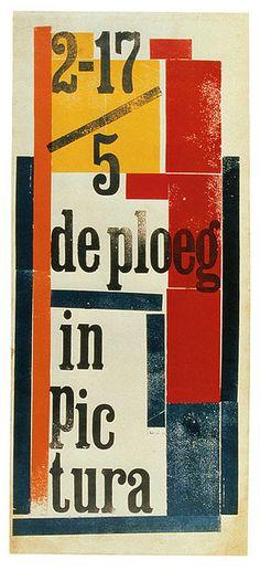 De Ploeg in Pictura - H.N. Werkman