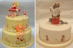 Inspiration for a Beatrix Potter Cake and Cupcakes, Novelty Cakes. www.sweetsecretsdubai.com