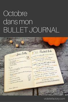 #octobre #bulletjournal #automne #fall #journaling
