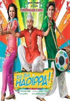 Dil Bole Hadippa! Hindi Movie Online - Shahid Kapoor and Rani Mukerji. Directed by Anurag Singh. Music by Pritam. 2009 ENGLISH SUBTITLE