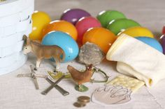 Resurrection Eggs-  the Crucifixion and Resurrection of Christ.