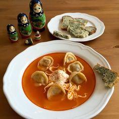 Pelmeni - Eine kulinarische Entdeckungsreise nach Russland