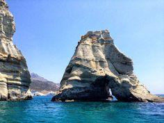 7 cudów wyspy Milos | Digital Nomads