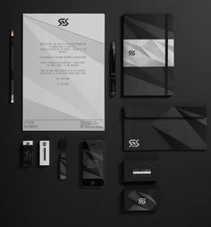 Personal identity by Steven Baconnais Corporate Identity Design, Graphic Design Branding, Graphic Design Posters, Stationery Design, Identity Branding, Visual Identity, Website Design Inspiration, Logo Inspiration, Daily Inspiration