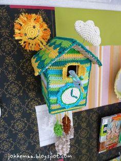 Jokkemaa: Cuckoo clock!!!