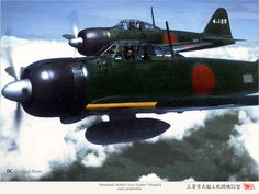 the zero fighter of tetsuo iwamoto,between 1937 and 1945 he destroyed more than 200 allied planes! most of then in the pacific theater Navy Aircraft, Ww2 Aircraft, Fighter Aircraft, Military Aircraft, Fighter Jets, Heroes And Generals, Imperial Japanese Navy, Ww2 Planes, War Machine