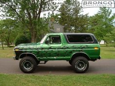 1979 ford bronco | Jeff's Bronco Graveyard - Reader's Ride #4461: 1979 Ford Bronco I like the paint - MK