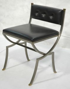 Getting the Modern Klismos Chair to Add Antique Looks into Your Modern Themed House: Awesome Classic Modern Artistic Klismos Chair Restoration Hardware ~ boholmain.com Furniture Inspiration