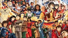 Celebrate The Legend of Korra And Avatar: The Last Airbender With This Tribute Art Exhibition! - Mindhut - SparkNotes