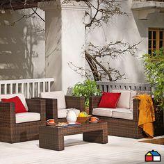 La #terraza que buscas está en nuestro catálogo Home Especial Terrazas ;)