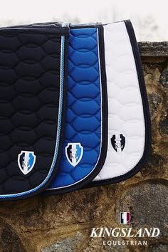 www.pegasebuzz.com | Equestrian Fashion : Kingsland, winter 2014 - saddle pad