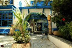Фотопутешествие Сиди-Бу-Саид (Sidi Bou Said),Тунис