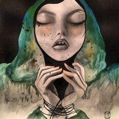 Toya's Tales: What Will Catch My Eye?: Art of the Day - Jenn Porreca