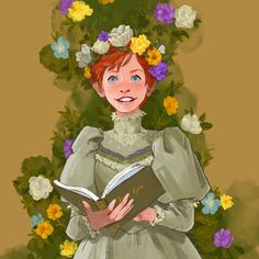 anne of green gables Anne And Gilbert, Anne White, Anne With An E, Anne Shirley, Character Design Inspiration, Art Reference, Fanart, The Dreamers, Character Art