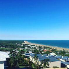 Yeppoon Beach www.parkmyvan.com.au #ParkMyVan #Australia #Travel #RoadTrip #Backpacking #VanHire #CaravanHire