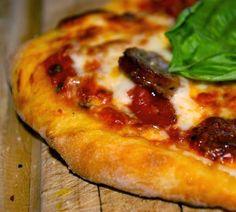Pizza classique ~ Cuisine Arabe