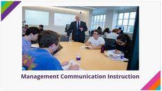 Management Communication Instruction