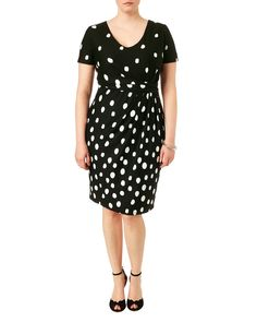 Studio 8 plus size ruth black dress Size 16 Dresses, Plus Size Outfits, Dresses For Work, Office Dress Code, Clothing Studio, Office Attire, Dress Codes, Work Wear, Cute Outfits