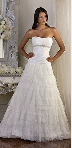 Funky Modern Wedding Dresses