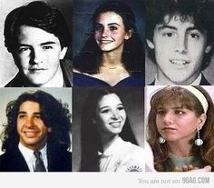 Highschool friends. I find this hilarious.