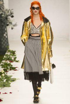2014春夏プレタポルテコレクション - ミーダム・カーチョフ(MEADHAM KIRCHHOFF) ランウェイ|コレクション(ファッションショー)|VOGUE JAPAN