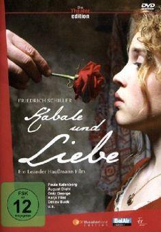Kabale und Liebe - Die Theater Edition HAUSSMANN/KALENBERG/DIEHL/GEORGE/FLINT/+ http://www.amazon.de/dp/B0038QGXP4/ref=cm_sw_r_pi_dp_zdhzwb17ABMG4