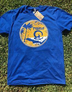 L.A. Rams Unique Original Not Mass Produced T-Shirt. Un-support the labels cc605328a4