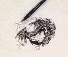 Find This Pin And More On Kerby Rosanes Sketchy Stories By Gio Hoang