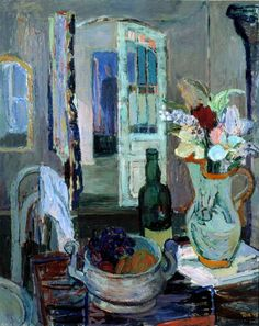 'Still Life with Open Door' (1945) by Tove Jansson