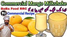 YouTube Baba Food, Baba Recipe, Pani Puri Recipe, Mango Milkshake, Chicken Karahi, Chicken On A Stick, Indian Drinks, Puri Recipes, Mint Lemonade