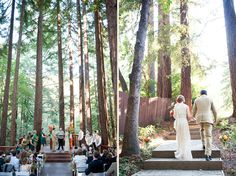 ceremony in the redwoods - Pema Osel Ling