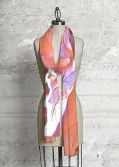 Modal Scarf - Dancing Dragon by VIDA VIDA