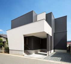 H-house-H by Masahiko Sato: