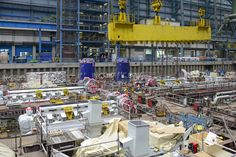 Quantum of the Seas infrastructure.