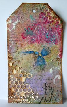Mixed Media Ink Sprays CraftEmotions