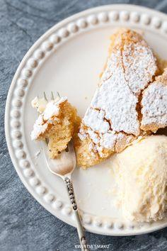 Ciasto migdałowe - Torta de Santiago
