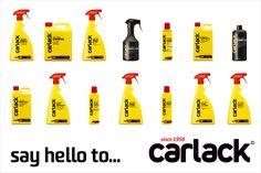 Introducing the Carlack range…