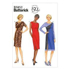 Misses'/Misses' Petite Dress-6-8-10-12-14 Pattern