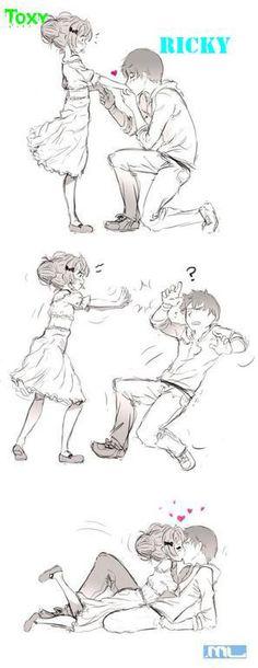 Nice romance