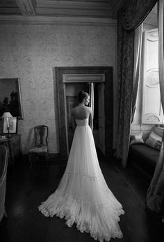 Provocative Woman: Inbal Dror, Wedding Couture