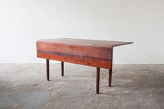 drop leaf kitchen / dining table