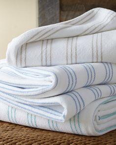 Stonington Blanket From Garnet Hill