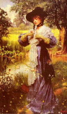 Roses Softly Blooming :: William Cooper