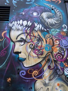 London Street Art by Scott Beale, via Flickr
