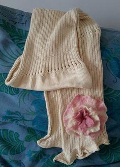 Lana di casa: Romance Shawl e TinkerBell Bracelets