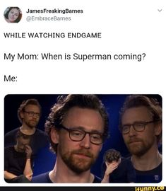 Picture memes 1 comment — iFunny My mom did the exact same thing when we saw it, only she asked if Aquaman was going to be in the movie. Marvel Jokes, Funny Marvel Memes, Dc Memes, Avengers Memes, Marvel Fan, Marvel Heroes, Marvel Characters, Marvel Avengers, Really Funny Memes