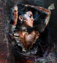 "Saatchi Art Artist Bojan Jevtić; Photography, ""Madama Butterfly - Limited Edition 1 of 15"" #art"