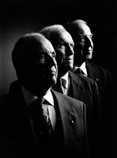 The Crew of Apollo 8 by Nigel Parry